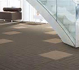 Whether you're starting a flooring project in a church or an office building, Giese Carpet's professional installation team has you covered!