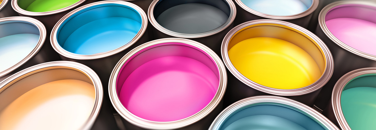 A fresh paint job on your home can dramatically improve the overall look