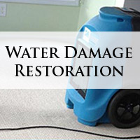 Water Damage Restoration Services Available